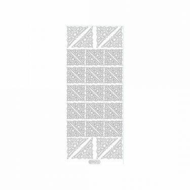 Dekormatrica - Sarokminták DM962