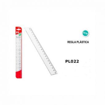 MP Műanyag vonalzó 20 cm