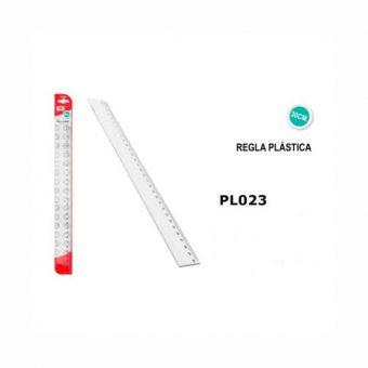 MP Műanyag vonalzó 30 cm
