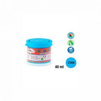 Artix tempera Világoskék 40 ml