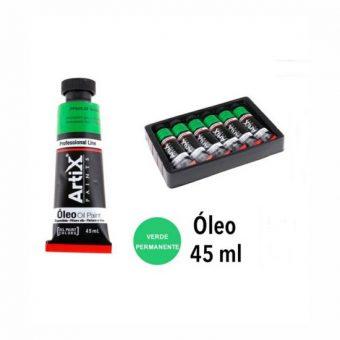 Artix Olajfesték élénkzöld 45 ml