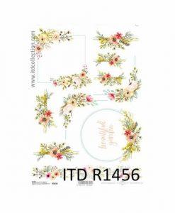 Rizspapír - ITD R1456