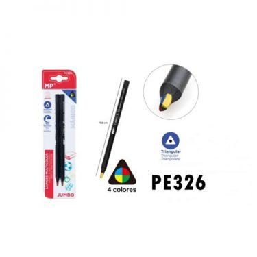 MP Multicolor ceruzakészlet 2 db/cs