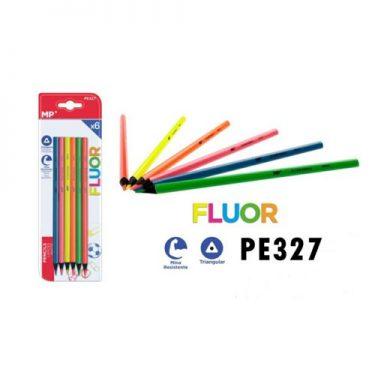 MP Fluoreszkáló színes ceruza készlet 6 db/cs