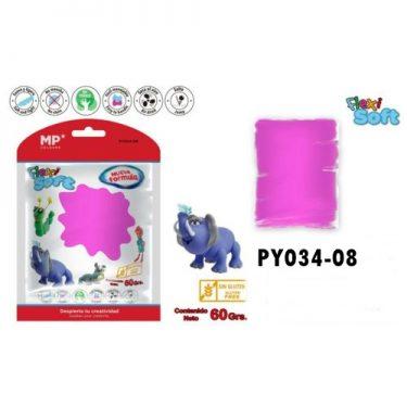 MP Levegőre száradó gyurma Pink 60 g