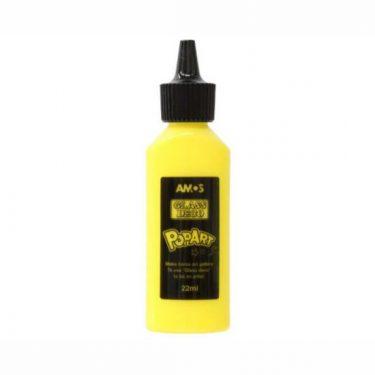 Amos lehúzható matricafesték 22 ml