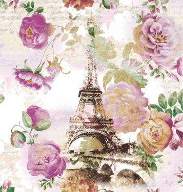 Dekorszalvéta - Tour Eiffel