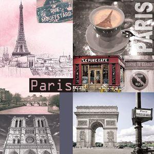 Dekorszalvéta - Paris City Life