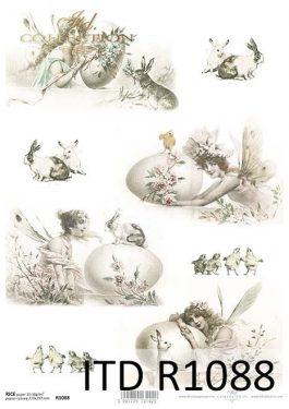 Húsvéti rizspapír - ITD R1088