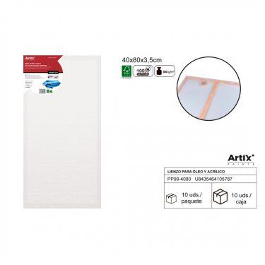 Artix Vastag vászontábla 40x80x3.5 cm