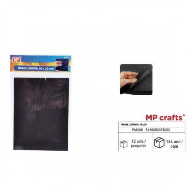 MP Extra vékony mágnes 15x20 cm