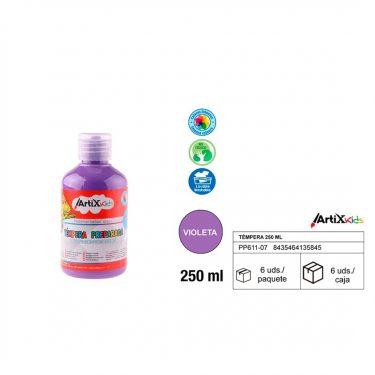 Artix temperafesték Lila 250 ml