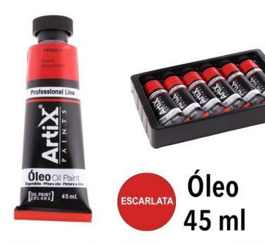 Artix Olajfesték Skarlátvörös 45 ml