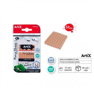 Artix Süthető gyurma Okkersárga 57 g
