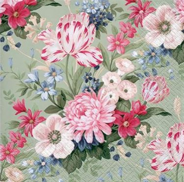 Dekorszalvéta - Calm Flowers