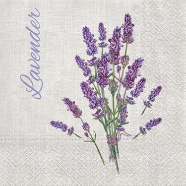 Dekorszalvéta - Lavender for You