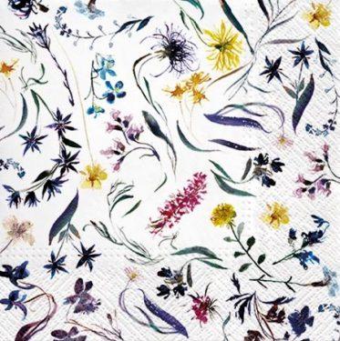 Dekorszalvéta - Flowers Memory