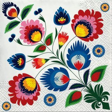 Dekorszalvéta - TaT Popular Pattern