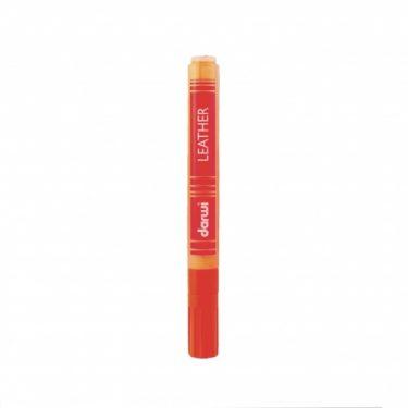 Darwi bőrfestő toll Narancssárga 2 mm