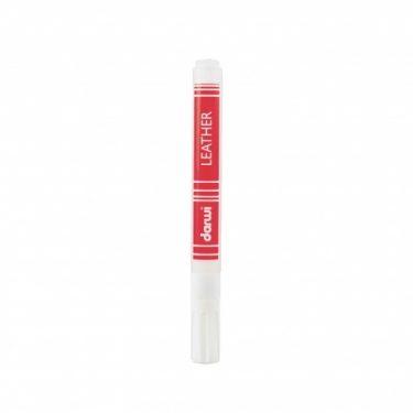 Darwi bőrfestő toll Fehér 2 mm