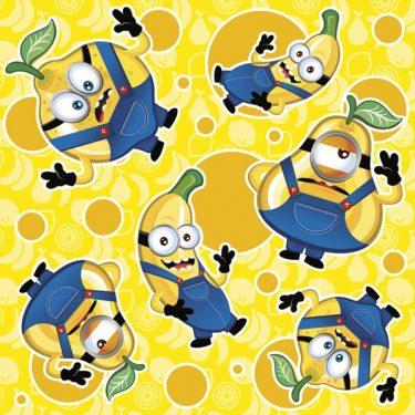 Dekorszalvéta - Crazy Fruit Boys