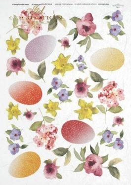 Húsvéti rizspapír - ITD R069